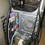 ゴルフスタジオのパソコン修理